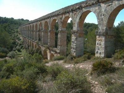Se abre al público el Puente del Diablo en Tarragona