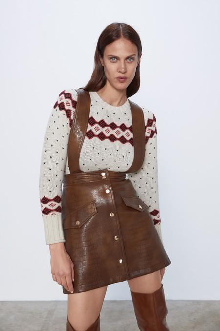 Faldas Otono Zara 16