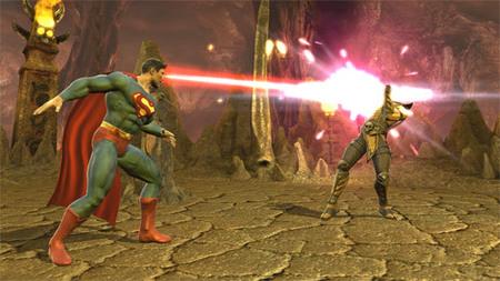 Nuevas capturas de 'Mortal Kombat vs. DC Universe'