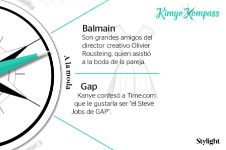Nombres Moda Kimye Kompass