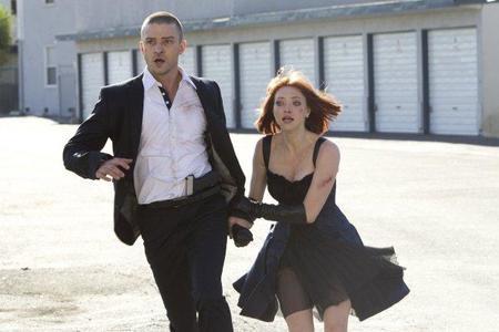 Justin Timberlake y Amanda Seyfried en