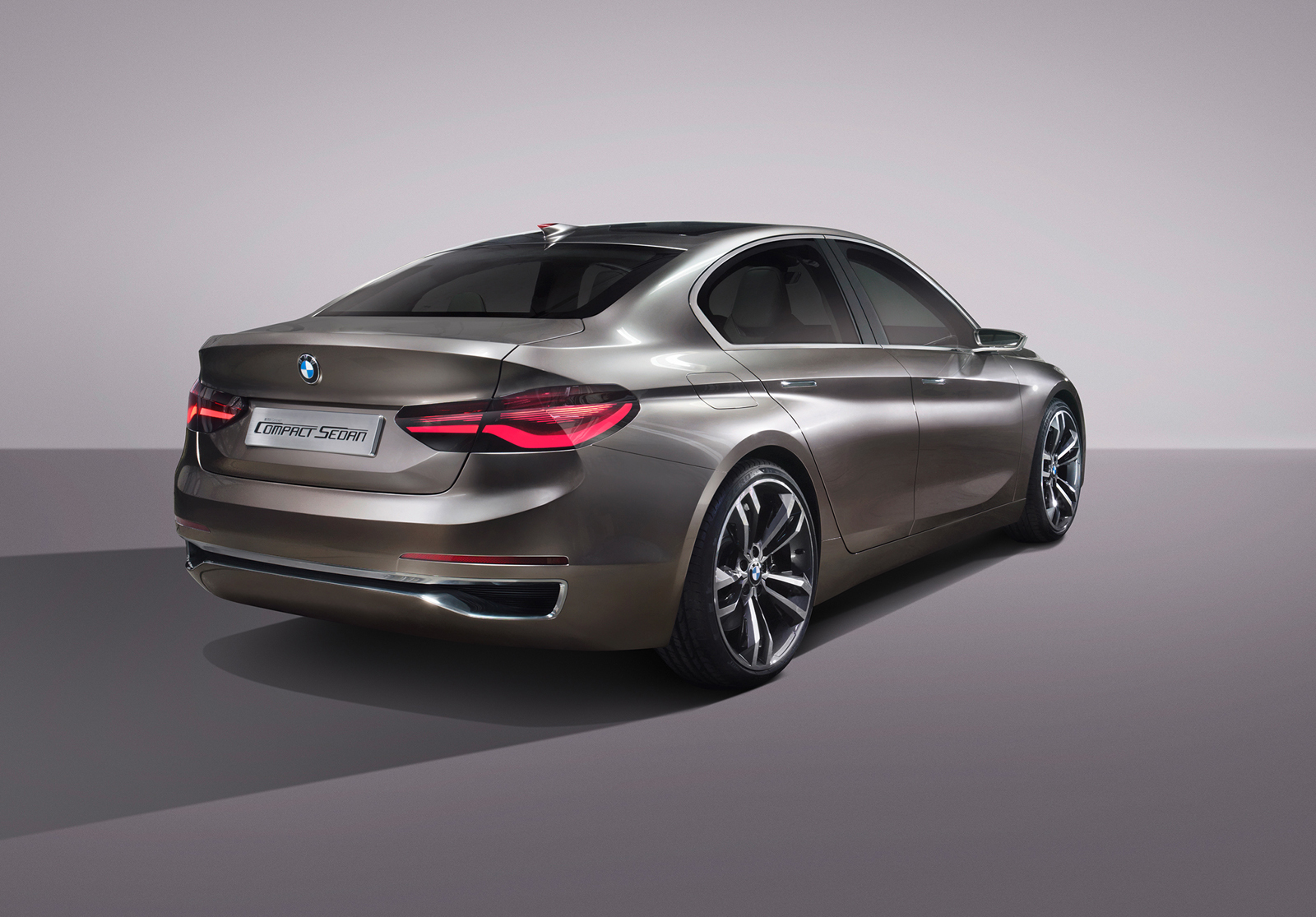 Foto de BMW Concept Compact Sedan (7/26)