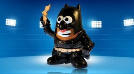 Batman es, en realidad, Mr. Potato