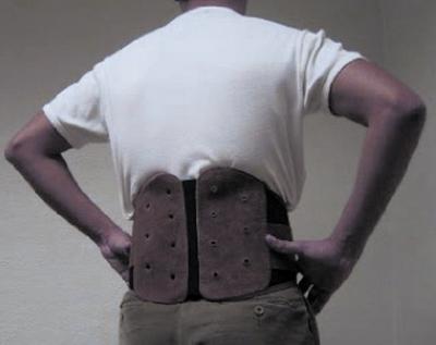 Cinturón lumbar, un conrtrovertido compañero de entrenamiento