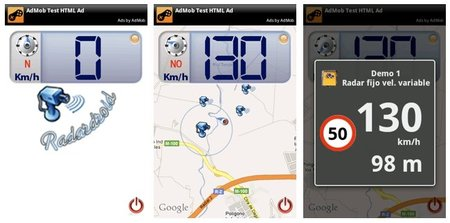 Radardroid: avisador de radares para tu teléfono Android