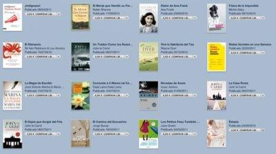 La tienda de libros electrónicos de Apple se estrena sin revolución en España