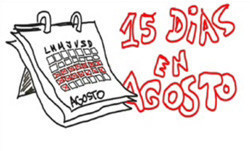 15 días en agosto, un corto de Edu Glez