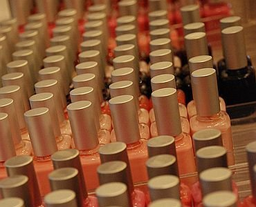 Esmaltes de uñas no testados en animales
