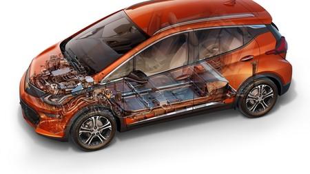 Las baterías del Chevrolet Bolt se pueden degradar hasta 40%