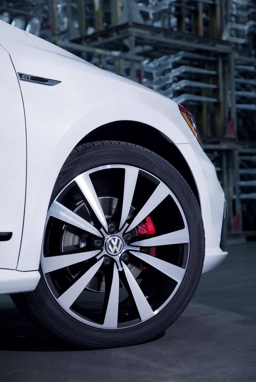 Foto de Volkswagen Passat GT (16/21)