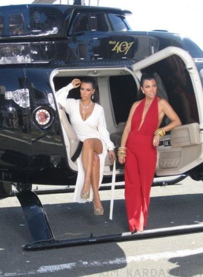 En la familia Kardashian al mal tiempo...record de audiencia