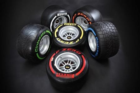 Pirelli desvela la elección de neumáticos para Corea, Japón e India