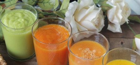 Guía para disfrutar de los zumos caseros. Empezando el día con energía