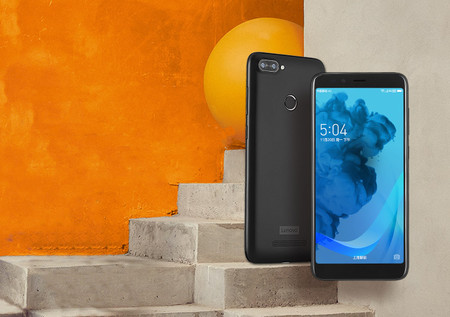 Lenovo K320t: el fabricante chino se apunta a las pantallas 18:9 empezando por la gama de entrada