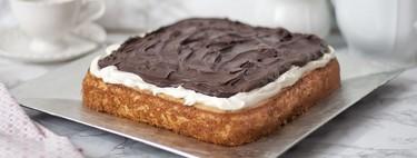Bizcocho de piña con crema de queso y chocolate: no dejes escapar esta jugosa receta