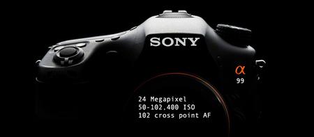 Sony A99 con 102 puntos de enfoque: ¿rumores o está al caer?