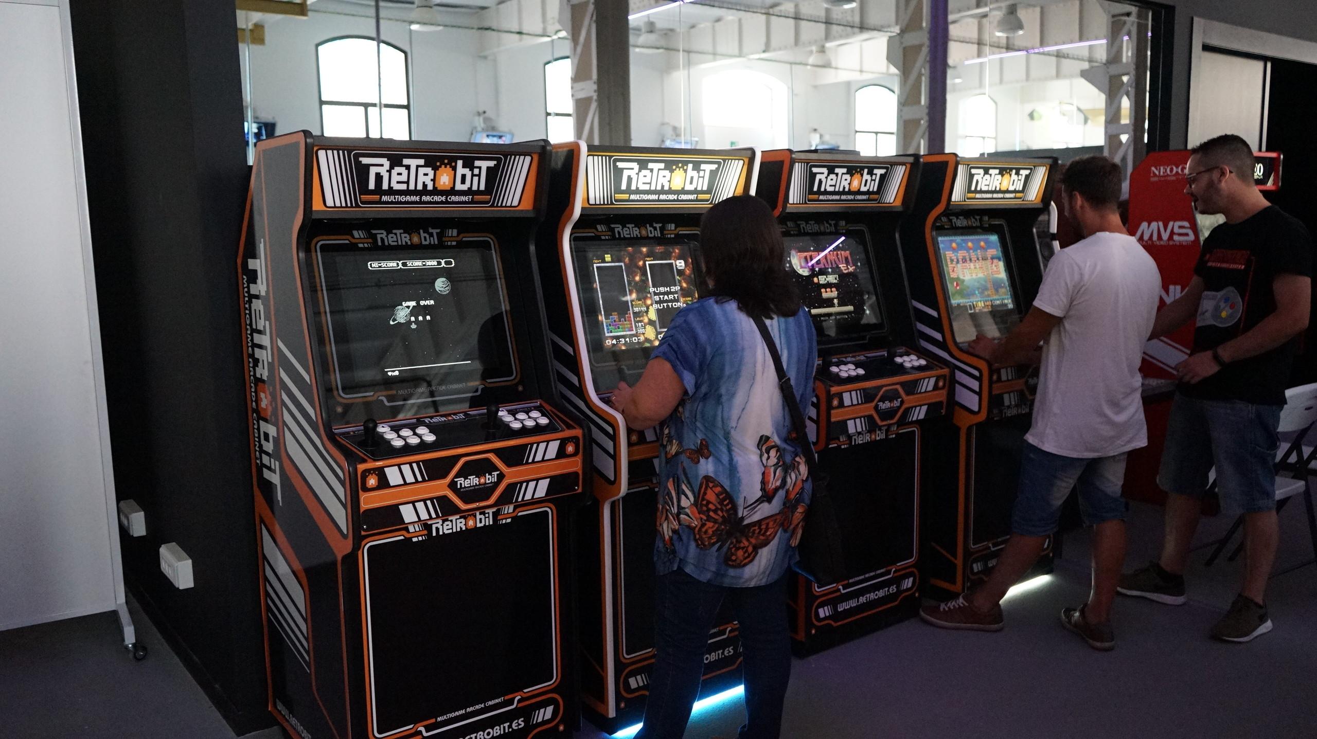 Foto de Museo máquinas Arcade (12/46)