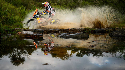 Dakar Rally 2013 en The Big Picture, la mejor fotografía del Dakar