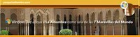 Microsoft apoya la candidatura de La Alhambra a maravilla del mundo