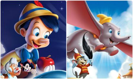 Pinocho Dumbo