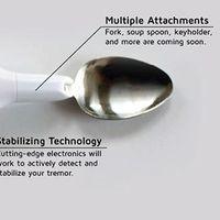 Gravitamine: un cubierto para comer interactivamente