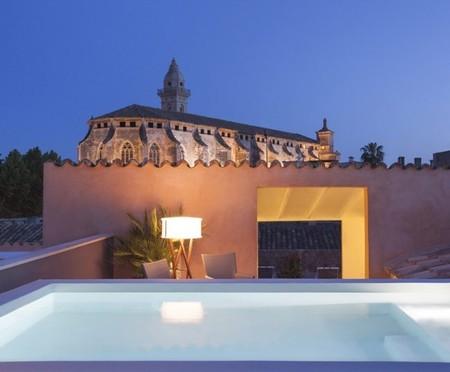 Hotel Posada Terra Santa, el lujo de la tranquilidad en Palma de Mallorca