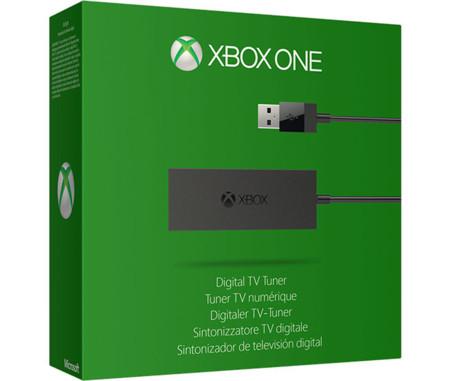 Xbox One Sintonizador de TV digital