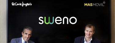 Sweno, el operador de fibra y móvil de El Corte Inglés, será realidad tras cerrar acuerdo con MásMóvil