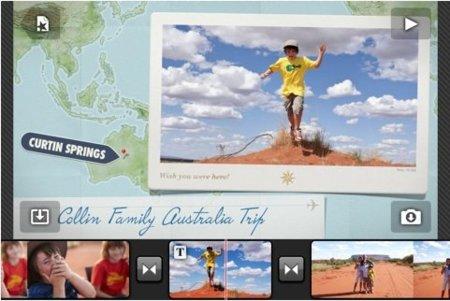 Ya está disponible iMovie para editar vídeo en el iPhone4