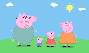 Celebrar el Día del Libro con Peppa Pig