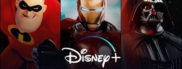 Disney+ adelanta algunas características antes de su desembarco en España