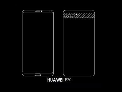 El Huawei P20 sería al primer móvil con triple cámara trasera