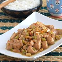 Cómo hacer pollo kung pao. Receta tradicional china