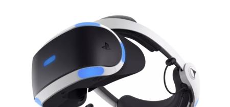 Esta nueva versión del PS VR, con pequeños cambios en su diseño, quizá sea la que llegue a México