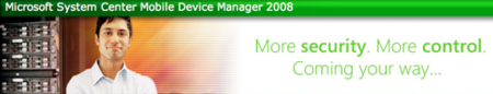 Mobile Device Manager 2008 con T-Mobile