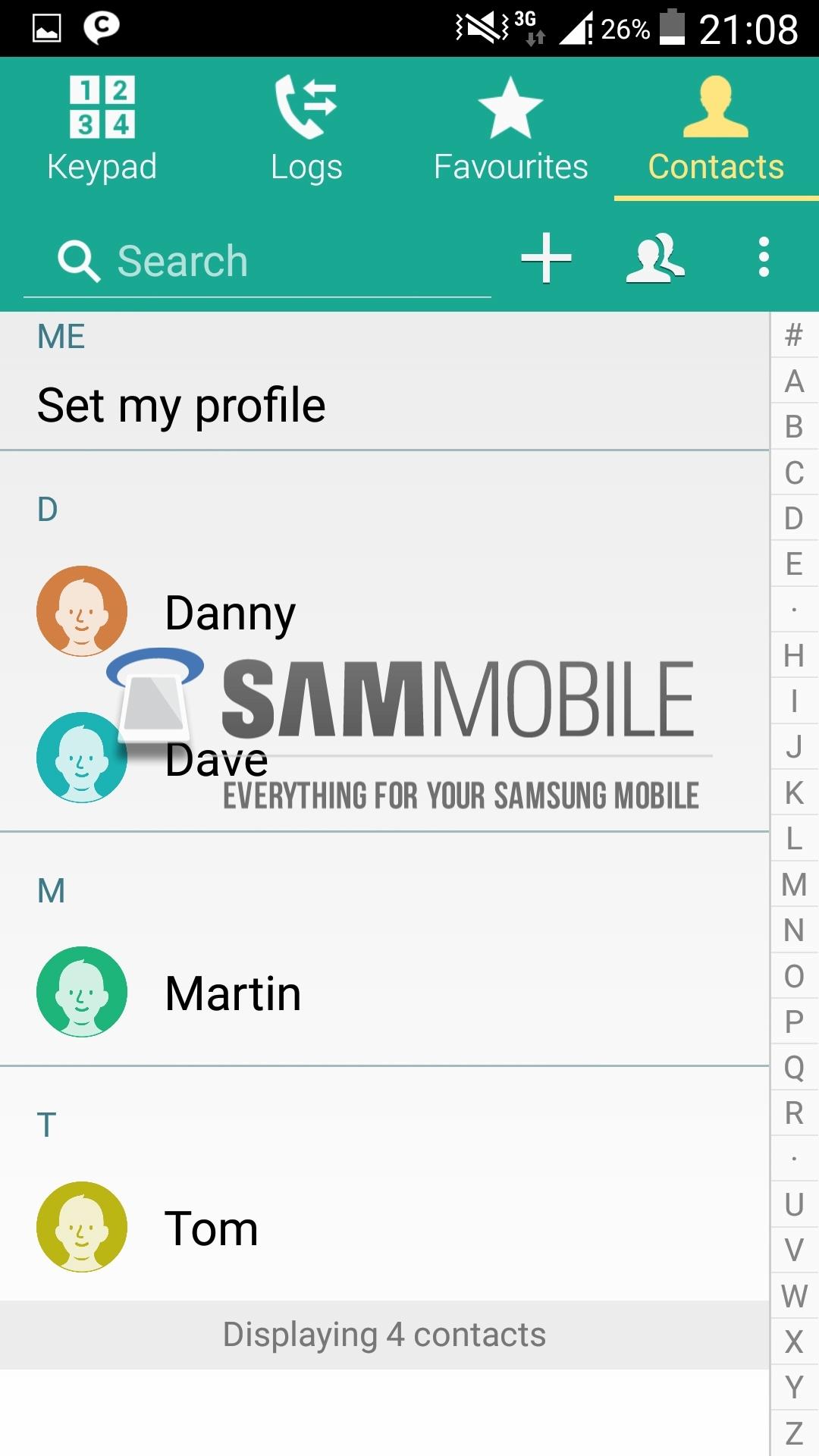 Foto de Android L para Samsung Galaxy S5 (14/39)