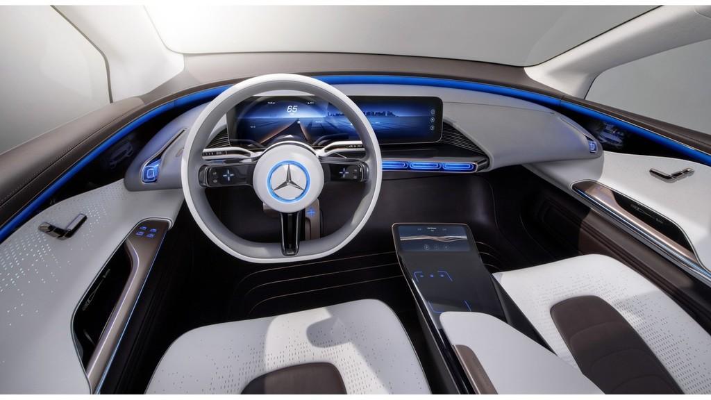Mercedes Generation Eq Concept 1