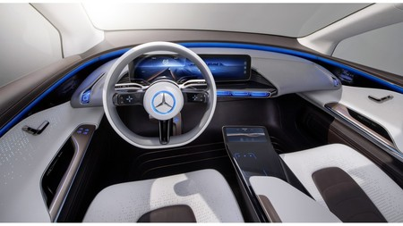Mercedes Generation Eq Concept 1