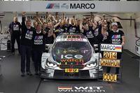 Marco Wittmann es el nuevo campeón del DTM