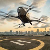 El próximo gran proyecto de Uber apunta hacia 'taxis aéreos autónomos' de la mano de Airbus