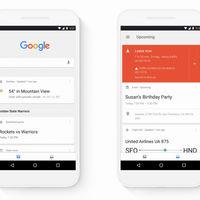 Así se han reorganizado las tarjetas del tablón de Google en Android: en intereses y en eventos