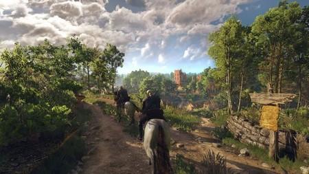 Bandai Namco nos regala seis imágenes de bella factura de The Witcher 3: Wild Hunt
