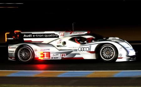 Audi marca la pole position en Le Mans