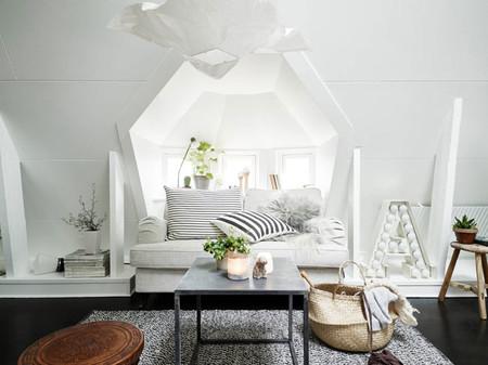 ¿Te irías a vivir a este estudio de 31 metros cuadrados?