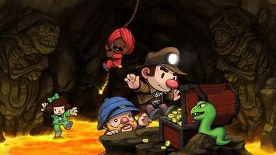 'Spelunky' también nos deleitará y frustrará en PS3 y PS Vita [GDC 2013]