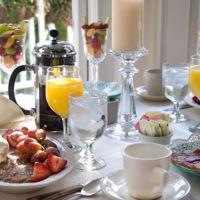 Los tres principales desayunos servidos en los hoteles internacionales