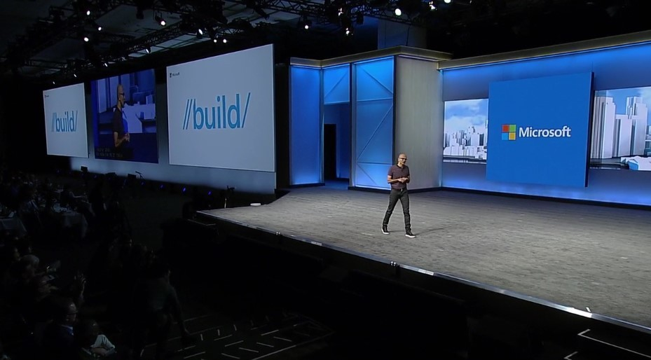 Build Nadella