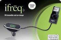 iFreq, para llevar tu iPod Nano en el coche