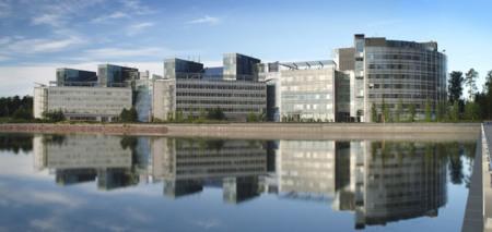 Nokia está considerando vender sus cuarteles generales en Espoo
