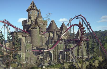 Planet Coaster es el juego que me llevaría a una isla desierta, y sin embargo nunca podré disfrutarlo en casa